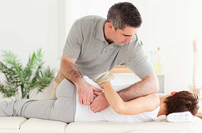 Osteopathic manipulations