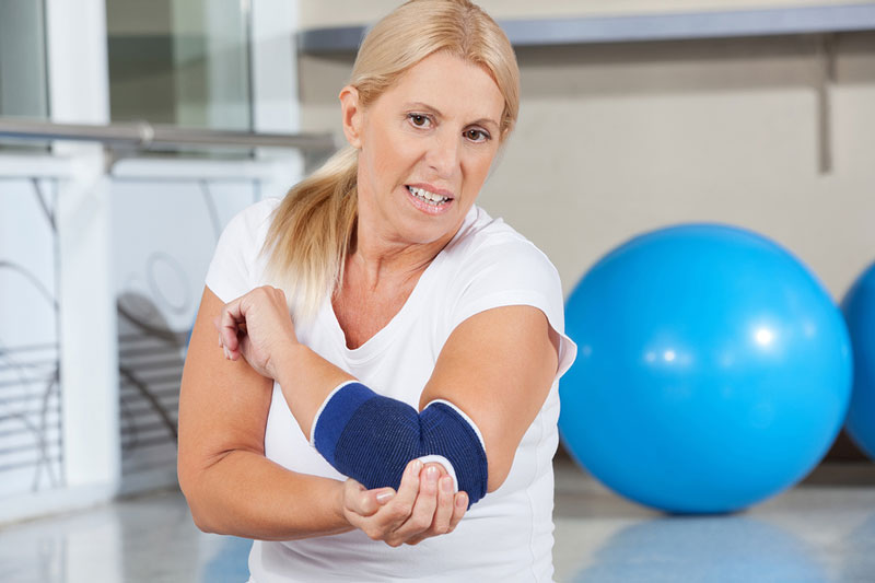 Therapy for Elbow Pain