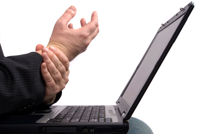 Wrist and Finger Injuries